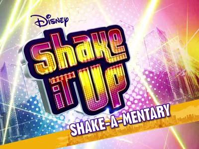 Disney | Shake It Up Set Tour