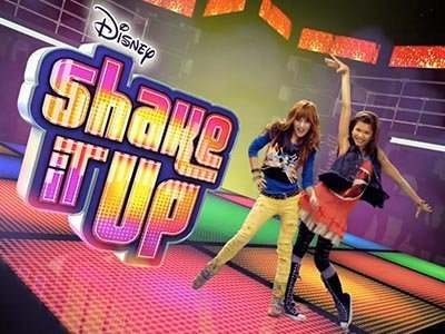 Disney Channel | Shake It Up Launch Campaign