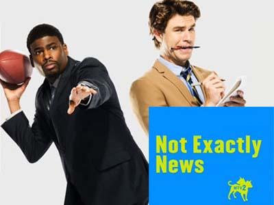 MTV | Not Exactly News