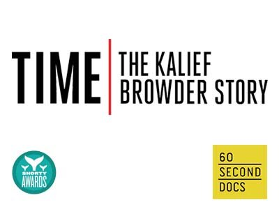 60 Second Docs: TIME The Kalief Browder Story