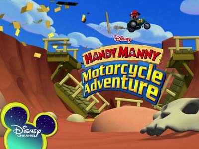 Disney Channel | Handy Manny