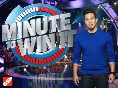 GSN | Minute To Win It