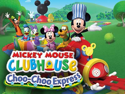 Disney Channel | Mickey Mouse Choo Choo Express