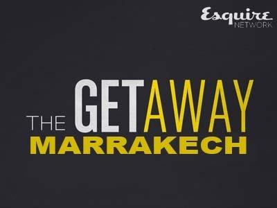 Esquire | Quick Stop Marrakech