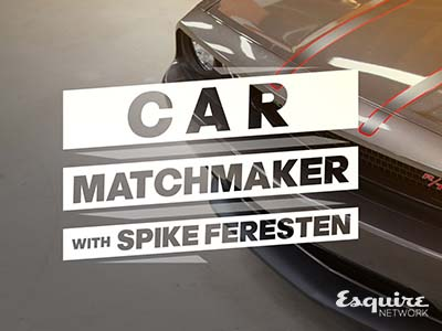 Esquire Network | Car Matchmaker